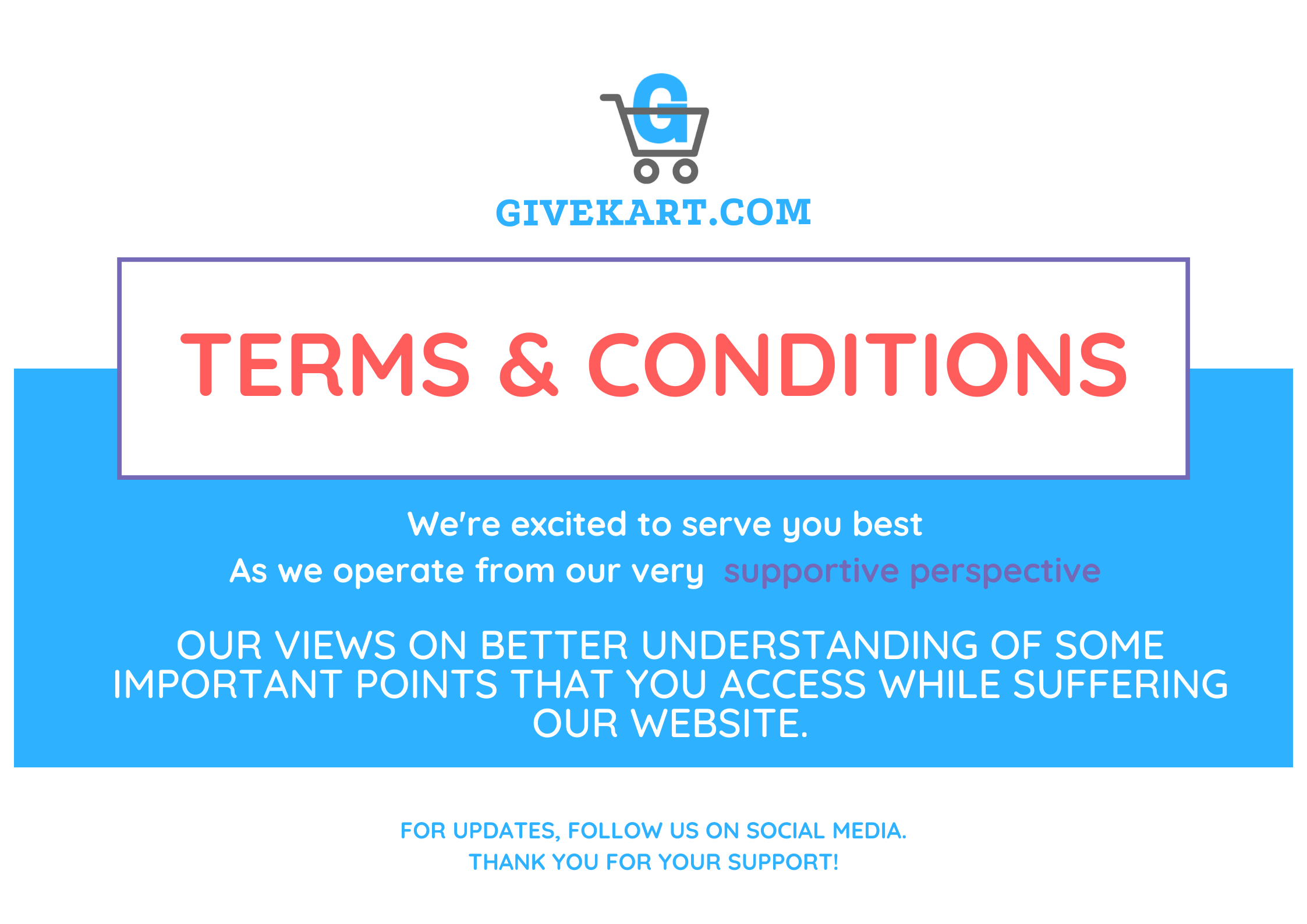 Givekart   Terms & Conditions   Best Online Shopping   Shipping 24 x 7